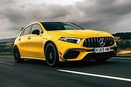 Mercedes AMG A 45 Review 2020  Autocar