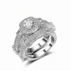 fashion creative zircon engagement rings for dainty