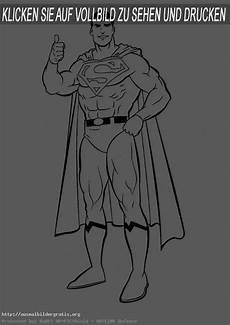 Ausmalbilder Superman Drucken Superman 5 Ausmalbilder Gratis