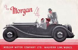 Morgan 4/4 After 80 Years Still The World's Purest