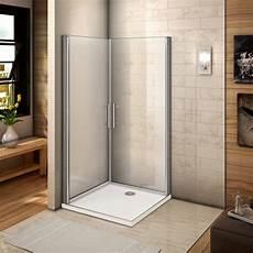 Duschkabine Duschabtrennung Dusche Eckeinstieg Schwingt 252 R