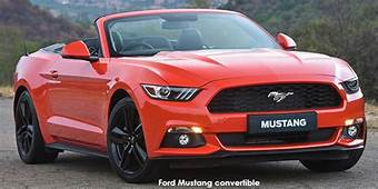 Ford Mustang Convertible Photos 2018  New