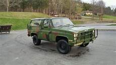 1983 chevrolet k5 blazer m1009 for sale in