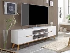 lowboard celio 1 wei 223 eiche 169x56x40 cm tv board tv m 246 bel