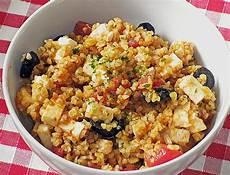 Bulgursalat Rezept Türkisch - bulgursalat schafsk 228 se oliven rezepte chefkoch de