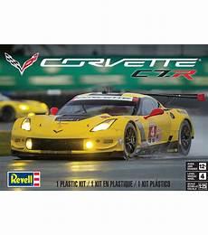 revell model building kit corvette c7r joann