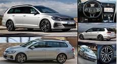 Volkswagen Golf Gtd Variant 2017 Pictures Information