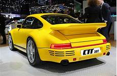 2017 Ruf Ctr Is A 911 Inspired 700bhp Retro Sports Car