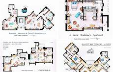 sitcom house floor plans floor plans of your favorite sitcom apartments complex