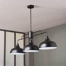 luminaire industriel suspension cette suspension design adopte un style r 233 solument