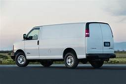 2011 Chevrolet Express Cargo Van Review Trims Specs