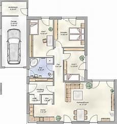 grundriss bungalow modern moderner bungalow dialuxe massivhaus berlin