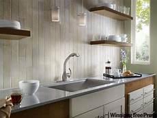 backsplash ideas no cabinets the fusion kitchen