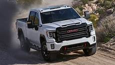 2020 gmc at4 2020 2500hd 3500hd at4 road truck