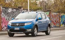 Dacia Sandero Stepway Prova Scheda Tecnica Opinioni E