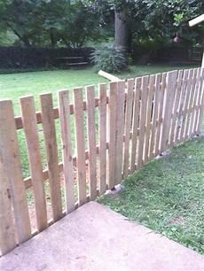 pallet garden fence 99 pallets