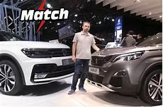 Peugeot 3008 Vs Volkswagen Tiguan Le Match En Images