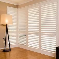 custom white indoor wood window blinds folding plantation