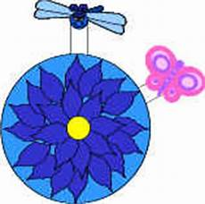 buzzing bugs paper plate craft