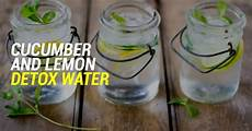 make these 5 detox drinks at home for weight loss and