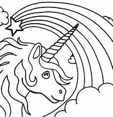 Gratis Malvorlagen Einhorn Junior Einhorn Ausmalbilder Malvorlagen Einhorn
