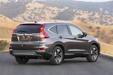 2016 Honda Cr V Introduced With New Special Edition Trim