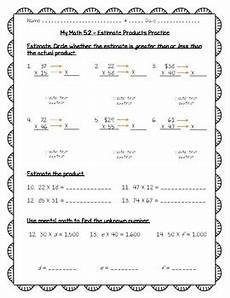 worksheets free 18408 estimating digit multiplication worksheets