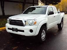 2010 Toyota Tacoma Access Cab used 2010 toyota tacoma access cab 4cyl 4wd 5 speed