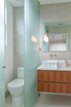 Bad Trennwand Glas - image result for glass partition between toilet and vanity