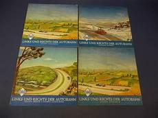 Links Und Rechts Der Autobahn - 4 reisef 252 hrer links und rechts der autobahn jahrgang 1951