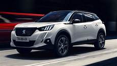 2019 Peugeot 2008 Revealed Based On New 208 With Lots Of