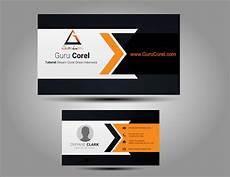 id card template for coreldraw tutorial coreldraw membuat id card professional terbaru