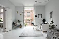Design Inspiration Kleine Wohnung In Wei 223 Grau T 246 Nen