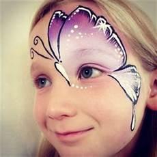 Malvorlagen Gesichter Schminken Die 21 Besten Bilder Kinderschminken Schmetterling