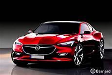 Bernard Car Design 2018 Opel Manta