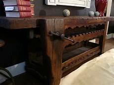 Altes Holz Bearbeiten - woodwork antique workbench for sale craigslist pdf plans