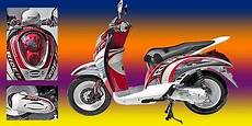 Modifikasi Scoopy 2011 by Motorsport Motogp Modifikasi Motor Honda Scoopy Pictures