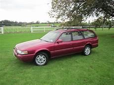Mazda 626 Kombi - 1994 mazda 626 iv station wagon pictures information