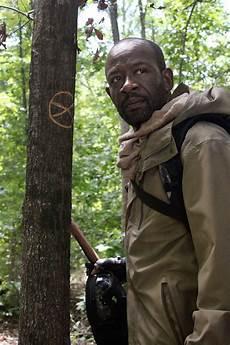 Walking Dead - walking dead returns reporter