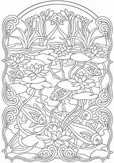 Jugendstil Malvorlagen Lernen 309 Besten Malvorlagen Resim Boyama Coloring Pages