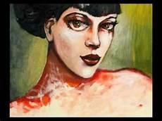peinture femme moderne portrait de femme tableaux modernes bimago fr