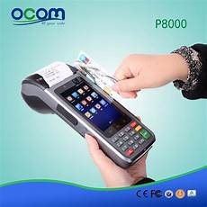mobile with android mobile touch screen wireless android pos terminal price