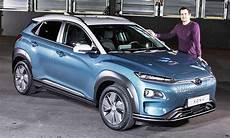 hyundai kona elektro 2018 e motor reichweite