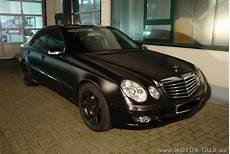 auto matt schwarz matt4 matt schwarz lackieren mercedes e klasse w211 203347882