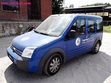 Ford Tourneo Connect Transporter Gebraucht Kaufen Auction