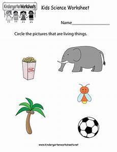 science worksheets preschool 12346 kindergarten science worksheet printable science worksheets and more