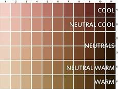neutral hair color for cool undertone to skin skin