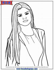 coloring pages of peoples hair 17841 coloring pages of 에 대한 이미지 검색결과 lineart selena coloring and