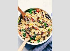 deliciously different pasta salad_image