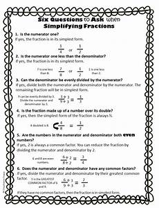 fraction worksheets simplest form 4104 simplifying fractions worksheet and template
